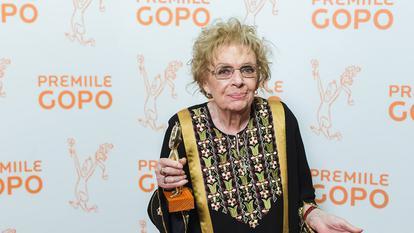 Ileana Stana Ionescu - premiul gopo pentru intreaga activitate