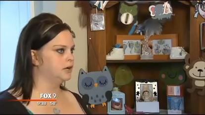 o femeie a vândut pătuțul bebelușului ei care s-a născut mort
