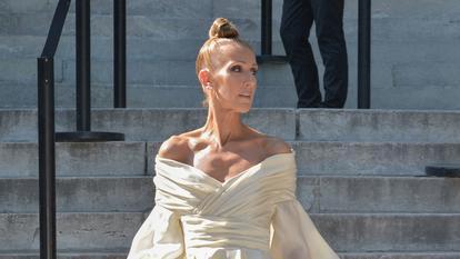 Celine Dion Săptămâna Modei Couture de la Paris