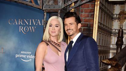 Orlando Bloom despre relația cu Katy Perry