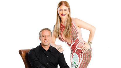 Anamaria Prodan și Laurențiu Reghecampf