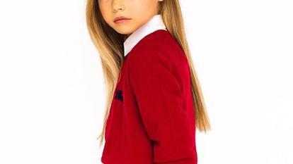 Cum arată cea mai frumoasă fetiță din lume