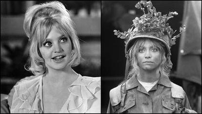 Goldie Hawn a împlinit 74 de ani!