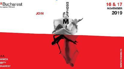 #TEDxBucharest11 se desfășoară pe 16 și 17 noiembrie la Noua Aulă a Universității Politehnica!