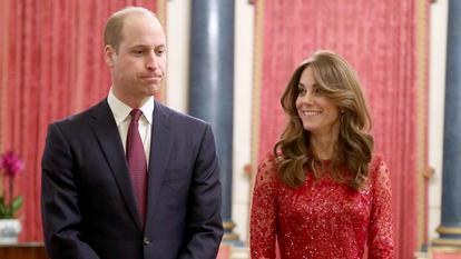 Kate Middleton și prințul William