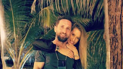 Bomba Gabriela Prisăcariu. Cât de bine arată iubita lui Dani Oțil în costum de baie?