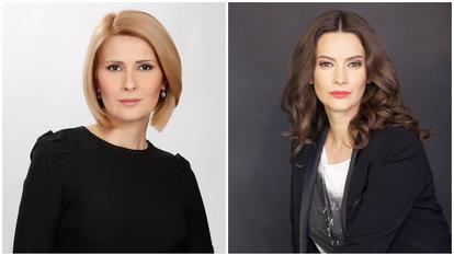 Alessandra Stoicescu și Andreea Berecleanu