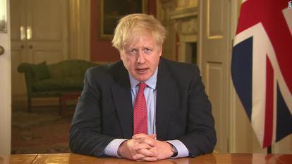 Coronavirus: Boris Johnson a fost testat pozitiv