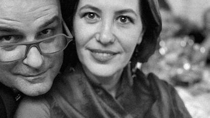 Lucian și Ioana Mîndruță