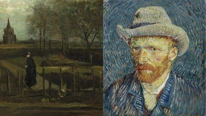 Pictura Vincent van Gogh