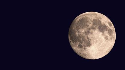 Super Luna Râmelor