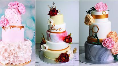 (P) Cum ar trebui să arate tortul de nuntă perfect