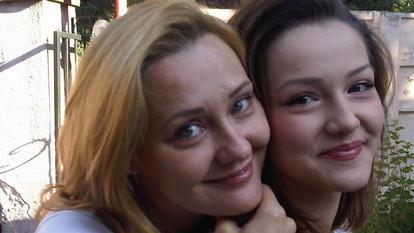 Elena Lasconi și fiica ei Oana
