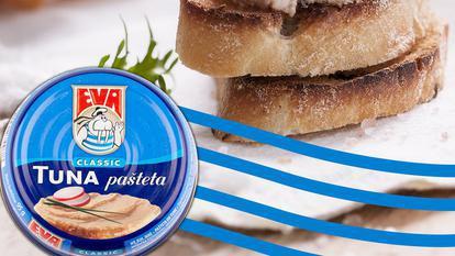 (P) Invit-o pe EVA pe la tine, la pateu de ton și sardine