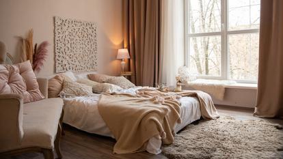 Idei pentru un dormitor uimitor, în 4 pași