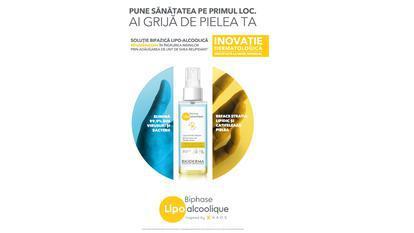 (P) Pune sănătatea pe primul loc. Ai grijă de pielea ta!