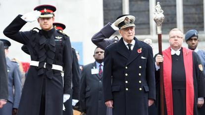 """Omagiul subtil și emoționant al Prințului Harry către """"bunicul"""" Prințul Philip"""
