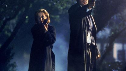"""Serialul """"Dosarele X (The X-Files)"""", din nou la televizor! Apare un nou sezon în acest an"""