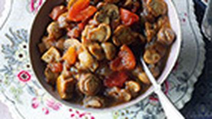 Ciuperci bhaji