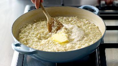 Cum să găteşti cel mai bun rizoto
