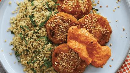 chiftele falafel