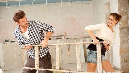 Cum îţi convingi soţul să te ajute la treabă