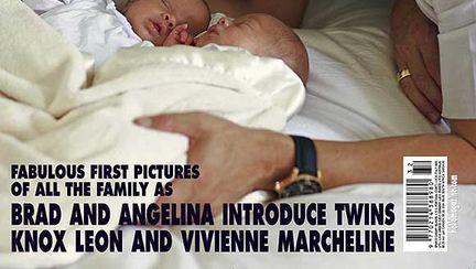 Bebeluși celebri – primele lor poze