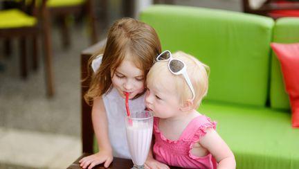 Laptele – vedeta gustărilor sănătoase pentru copii!