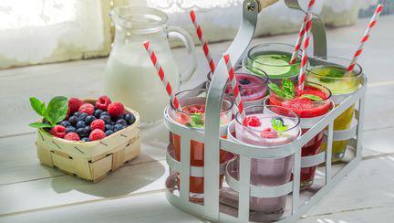 5 retete de smoothie pentru copii