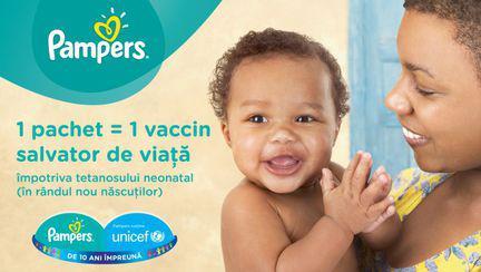 (P) O dorință specială pentru bebelușii din întreaga lume