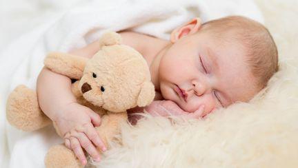 Adevarul despre somnul nou-nascutului