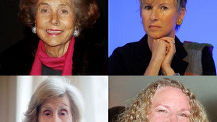 Cele mai bogate femei din lume în 2011