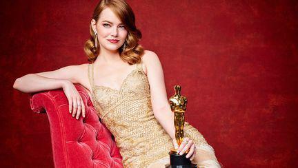 Rochia aurie, talismanul norocos care le-a adus Oscarul actrițelor