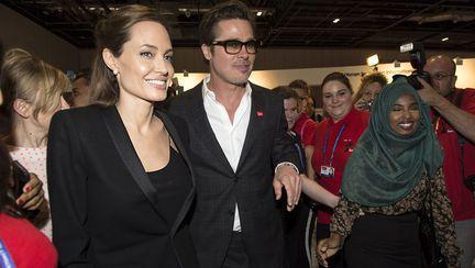 actorii de la hollywood Angelina Jolie și Brad Pitt, parteneri de...afaceri, după divorț castel miraval franța producție ulei de măsline vin rose