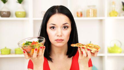 Rolul psihicului în dietă