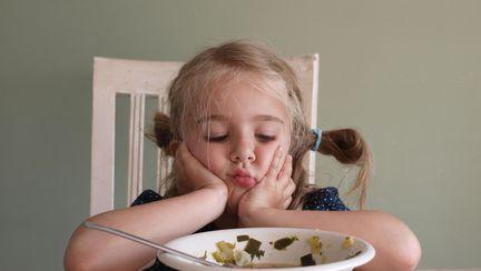 Anorexia la copii