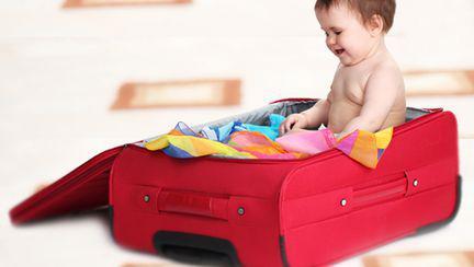 Cu bebe în vacanță – lista de călătorie
