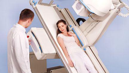 Radiografiile în timpul sarcinii