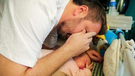 Horia Brenciu, dimineți magice alături de fiica sa, Mina