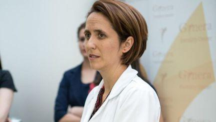 Dr. Anca Coricovac – femeia care creează viaţă prin fertilizare in vitro