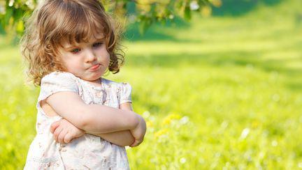 Cum potolim crizele de furie ale copilului?