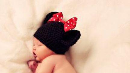 Liniște, Minnie doarme!