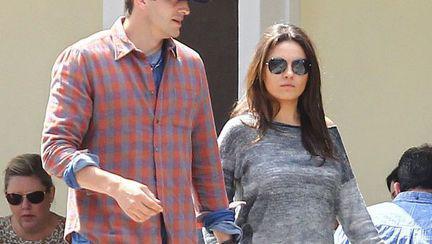 Ashton Kutcher și Mila Kunis vor deveni părinți!