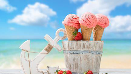 Trucuri pentru o înghețată cremoasă