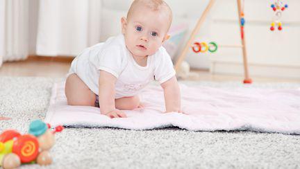 dezvoltarea bebelușului