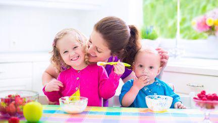 Mic dejun sănătos pentru mami și copil