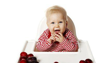 6 fructe și legume de toamnă bune pentru bebeluși
