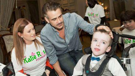 Colin Farrell, despre fiul sau Greutatile unui copil cu nevoi speciale sunt atat de brutale incat