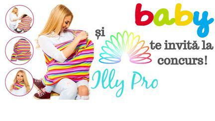 CONCURS: Baby si Illy Pro te premiaza!
