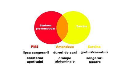 Sarcina sau sindrom premenstrual Vezi cum faci diferenta intre cele doua 1